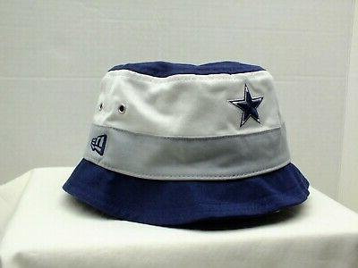 DALLAS NFL BUCKET HAT SIZE SMALL by NEW