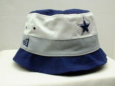 dallas cowboys nfl bucket hat size small