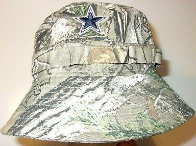 New Dallas NFL Football RealTree Camo