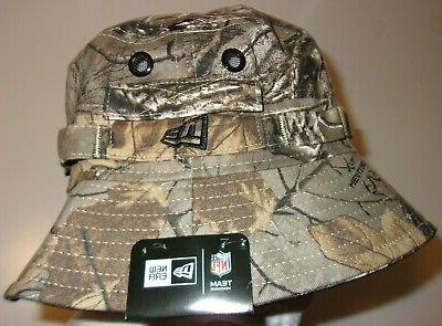 New Era NFL Cap Hat RealTree Camo