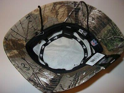 New Era Dallas NFL Football Hat men's large RealTree