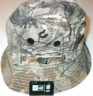 New Era Dallas Cowboys NFL Bucket Hat L RealTree Camo