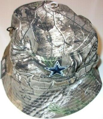 New Dallas NFL Hat L RealTree Camo