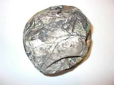 New Era NFL Football Bucket Cap Hat RealTree