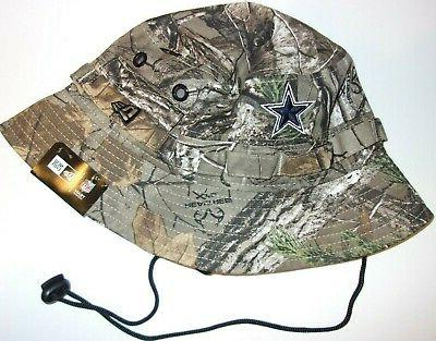 dallas cowboys nfl football bucket cap hat