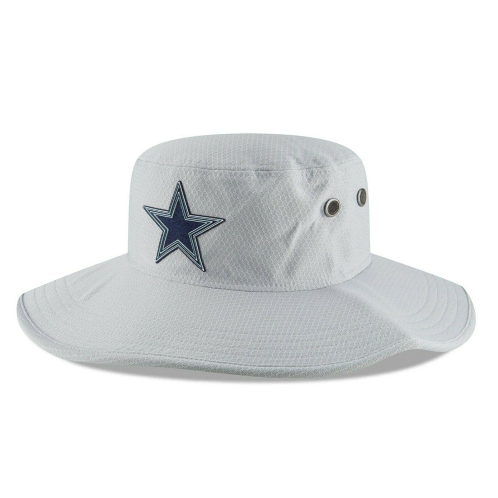 Dallas Era Panama Bucket Hat 2018 One Size