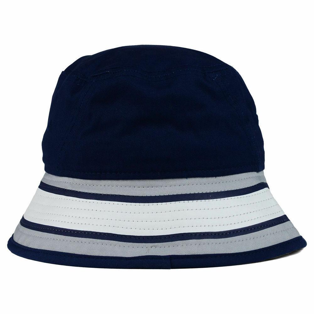 Dallas Cowboys NFL Stripe Bucket New Training Men's Hat