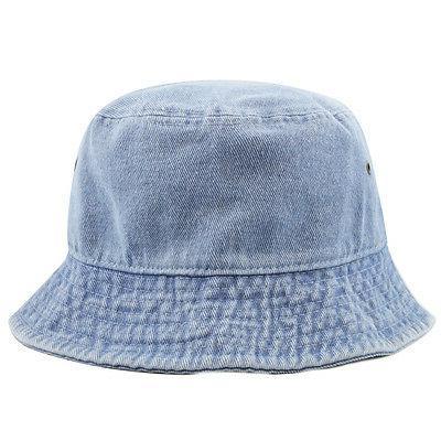 Bucket Hat Hat Depot cotton Bucket Hat