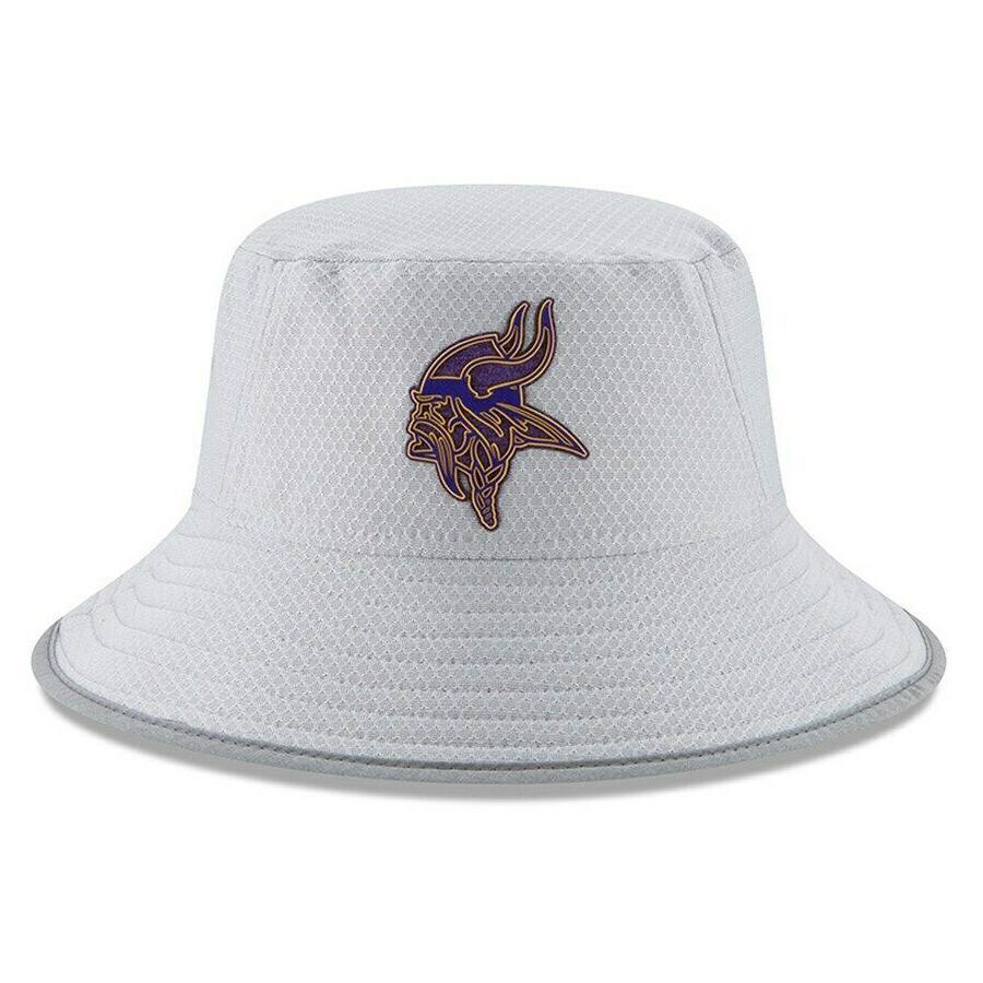 denver broncos bucket hat 2018 on field