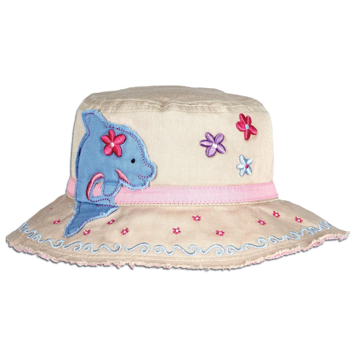 dolphin bucket hat