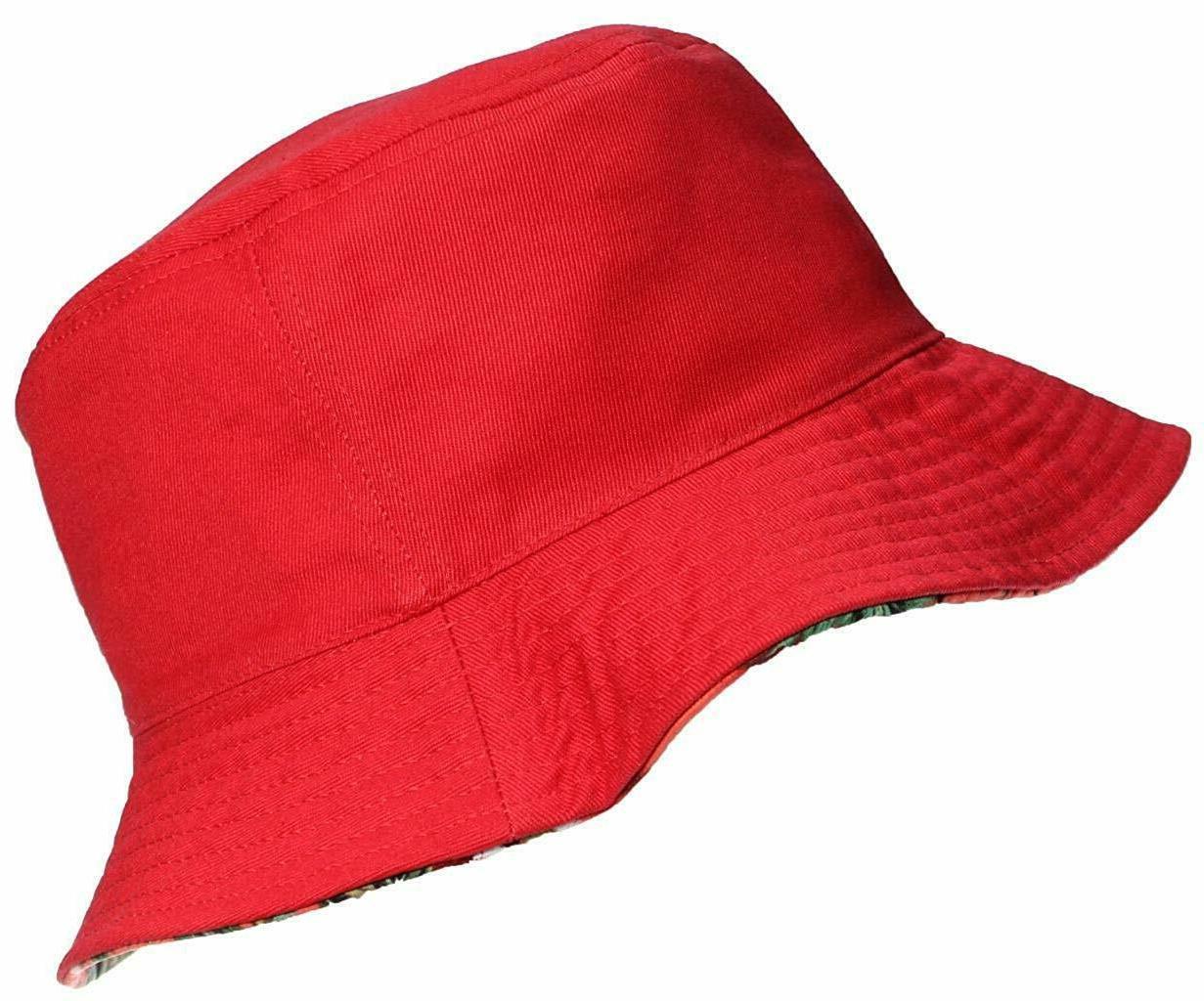E-Flag Original Adult Reversible Tropical/Hawaiian Cotton Hat