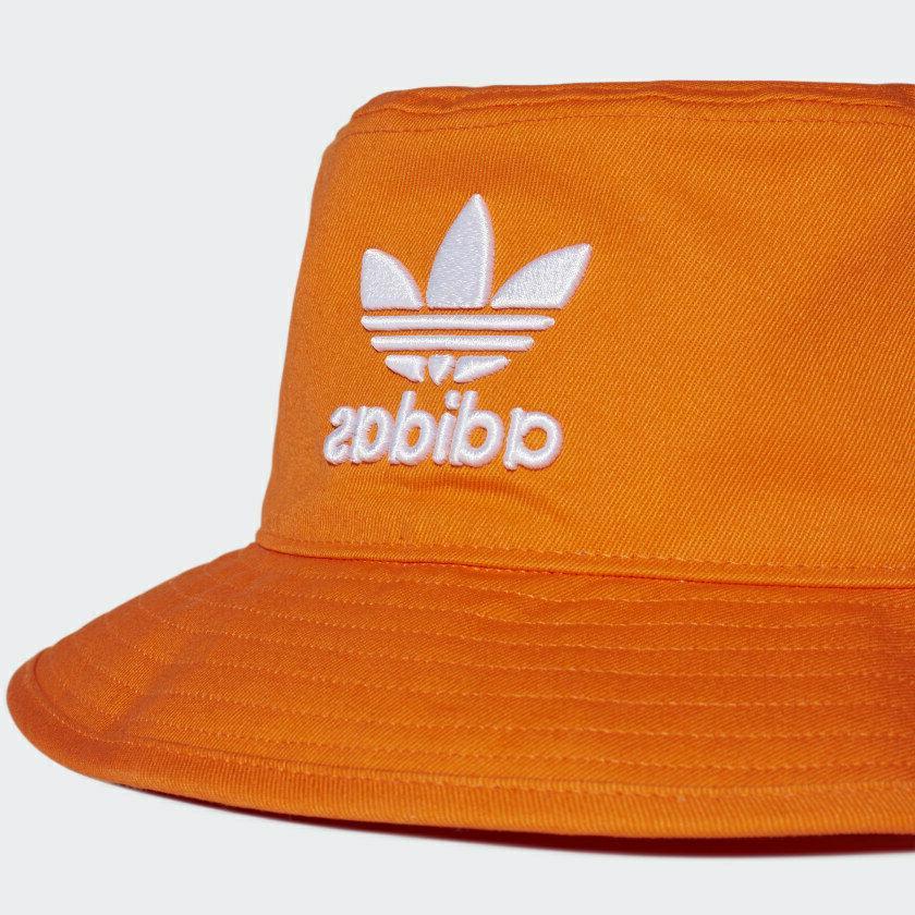 {ED9385} BUCKET HAT Orange *NEW*