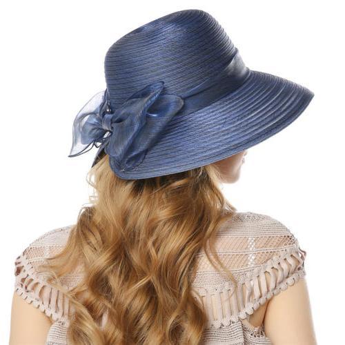 Elegant Dress Church Bucket Cap