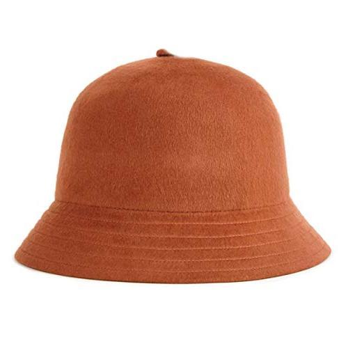 essex bucket hat rust md