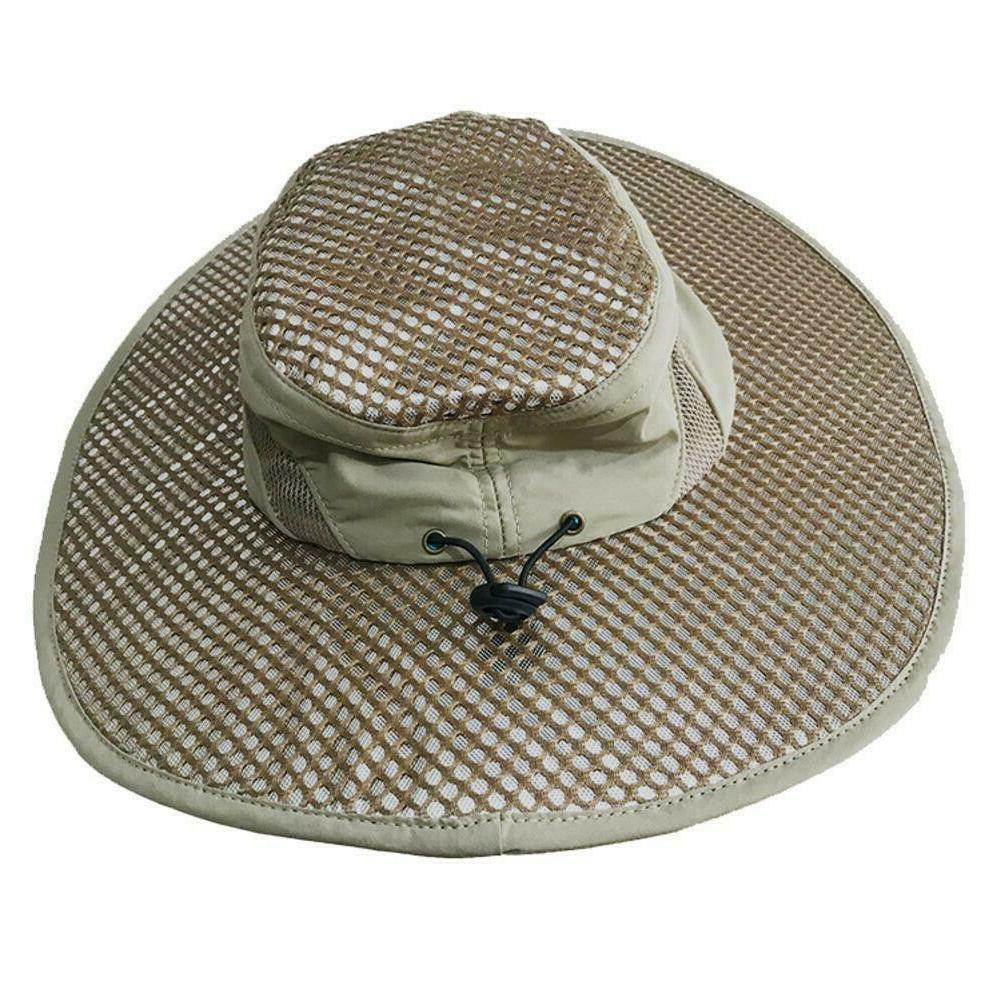 Evaporative Cooling Bucket Hat Arctic UV Protection Sunscreen Cooling