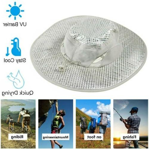 evaporative cooling bucket hat hydro w uv