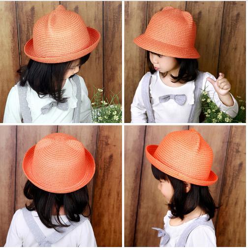 Fashion Baby Bucket Hat Children