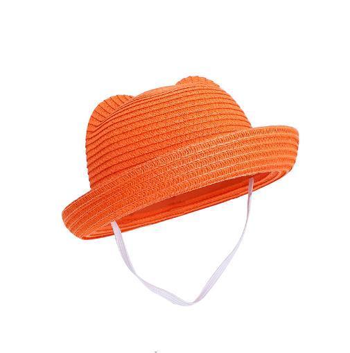 Fashion Straw Baby Hats For Bucket Children
