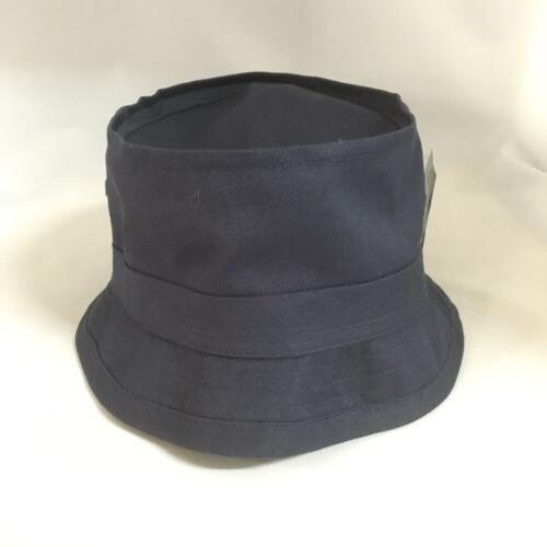FedEx Bucket Decky Fisherman's Cap Cotton Dark Navy L/XL