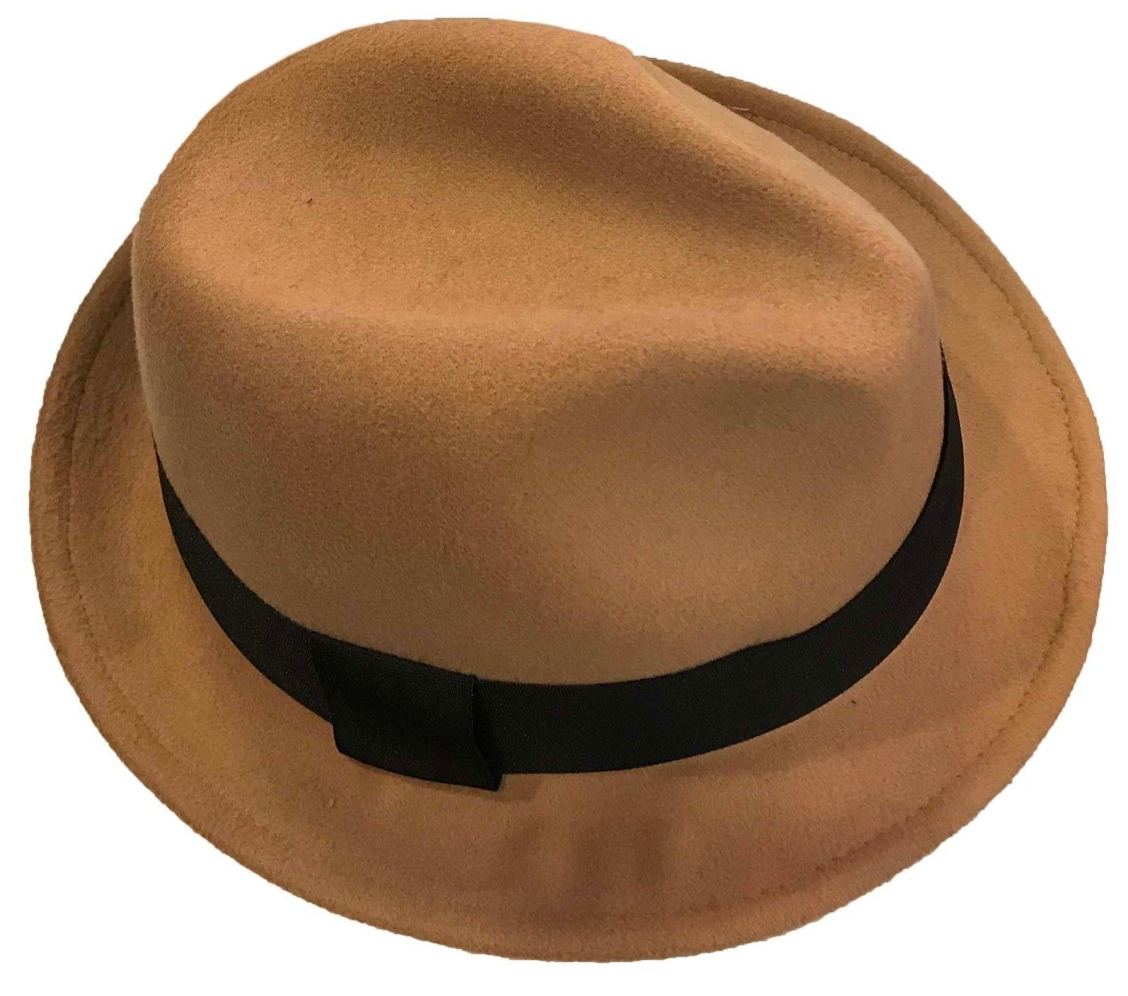 FEDORA TRILBY FEDORA BUCKET HAT CAP Band : cm