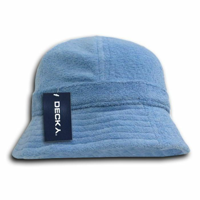Fishermans Bucket Cloth Material Hats