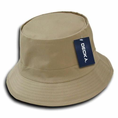 Fishermans Sun Bucket Hat Cap Black 450