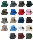 Fishermans Sun Bucket Hat Cap ACU MCU Desert Black Desert Di