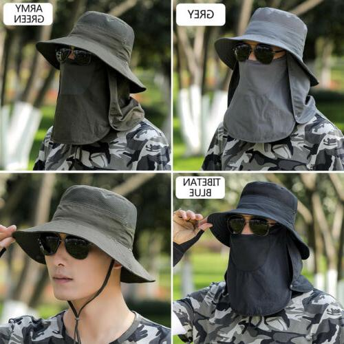 fishing bucket hat outdoor sport sun protection