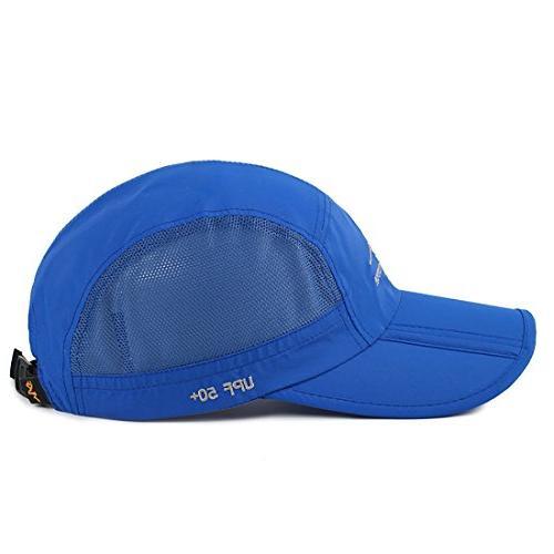 Panegy UPF Brim Bucket Hat Camping Solid Sun Hat with Sring Unisex Baseball Sun Cap Hat