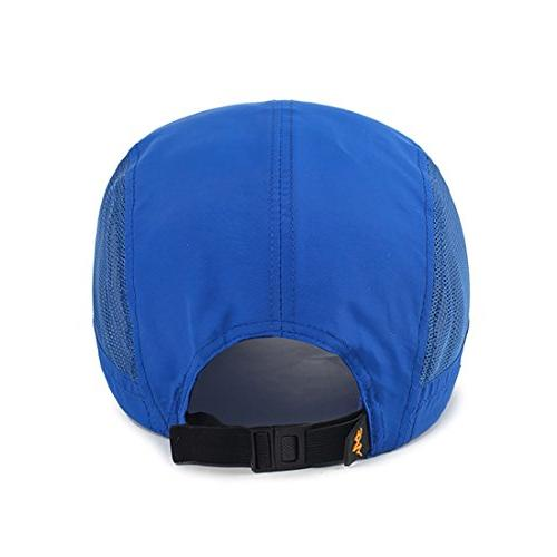 Panegy Outdoor Fishing Cap UPF 50+ Brim Boonie Sun Hat Solid Sun Hat with Baseball Sun Hat