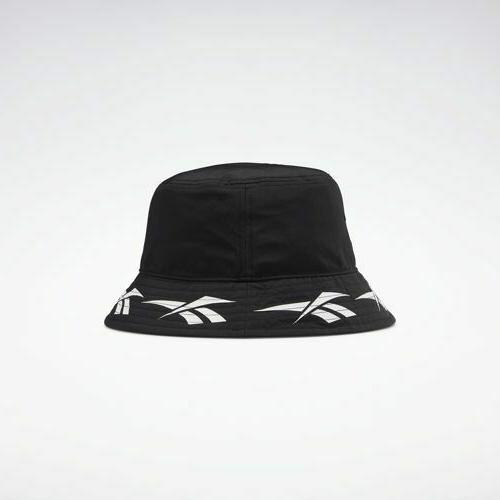 hat Bucket cap black