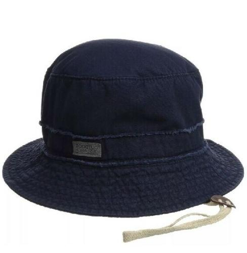 Outdoor Research Gin Joint Sun Bucket Hat NAVY Removable Chi