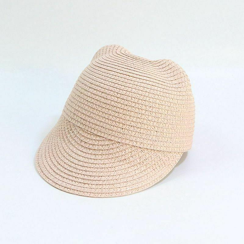 Girls Boys Cute Sun Cap Beach Hats Summer Caps