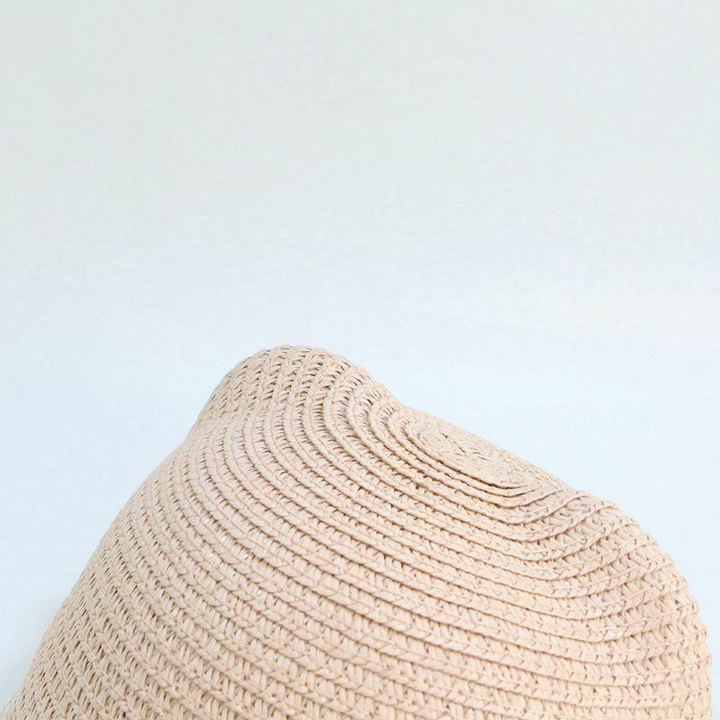 Sun Hat Cap Beach Straw Hats Summer