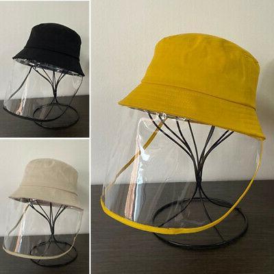 Girls Boys Stylish Solid Bucket Hats Cartoon Graphic Caps