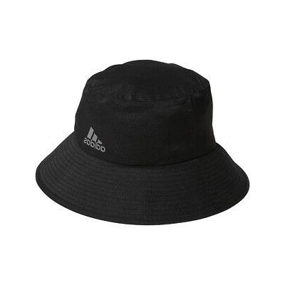 Adidas Golf 2018 Climastorm Bucket Hat Tilly Cap - Black - P