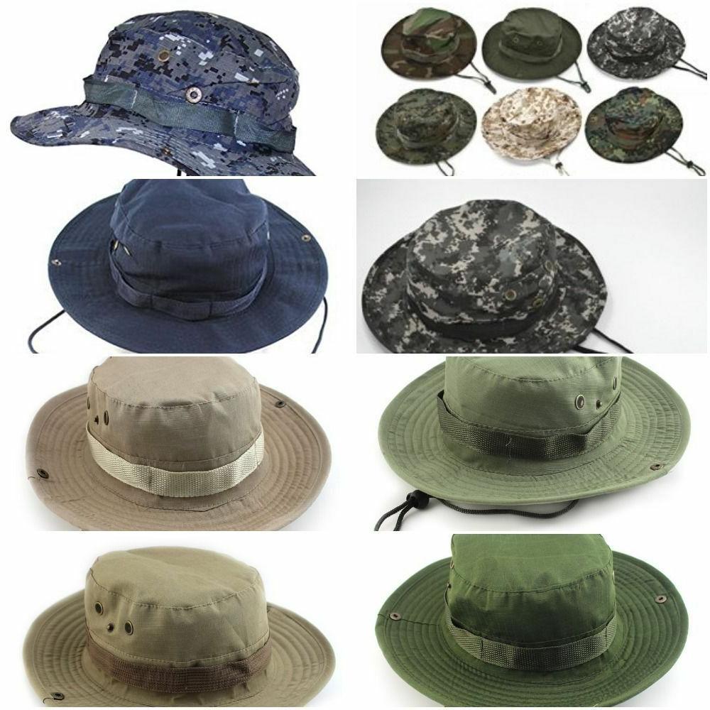 golf camoflauge hunting fishing hiking hat bucket