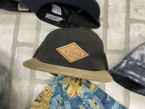 Hat Carhartt WIP Undefeated Huf camp 5 panel