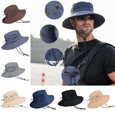 Hats Protection Brim Men's Hat Outdoor Women Cap