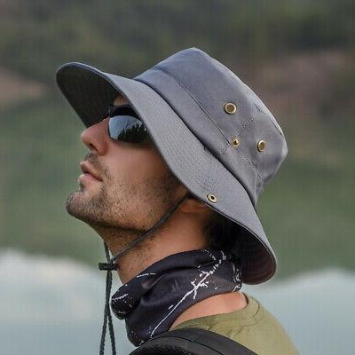 hats uv protection wide brim men s