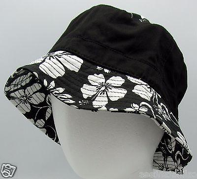 DECKY Hawaiian Bucket Hat L/XL 100%Cotton NWT