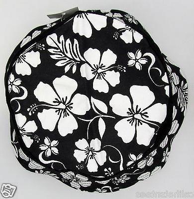 DECKY Hawaiian Hat L/XL 100%Cotton Black
