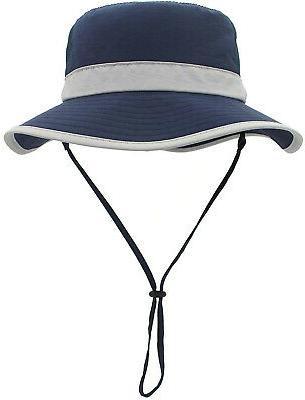 Home Prefer Hat Bucket Hat Wide Brim UPF50+ Protection