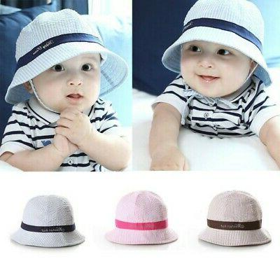 Toddler Summer Sun Beach Hat Cap