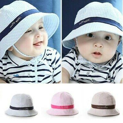 toddler baby boy girl summer sun cap