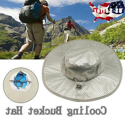Hydro Hat Arctic Hat wear