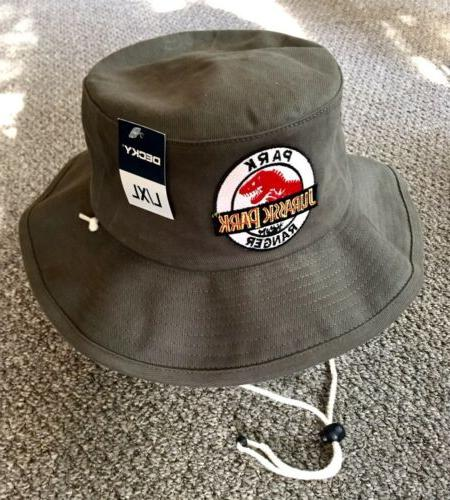Jurassic Park Park Decky Hat
