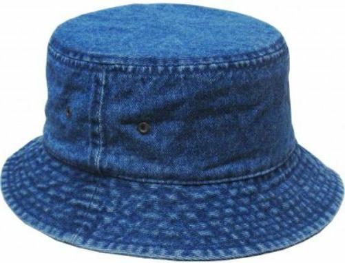 KBETHOS Hats Solid Denim w/Tags