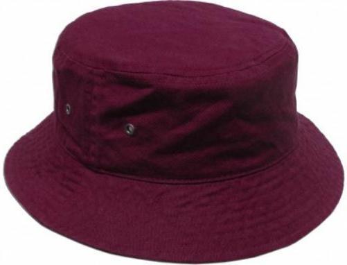 KBETHOS Bucket Hats Solid Denim Cotton w/Tags