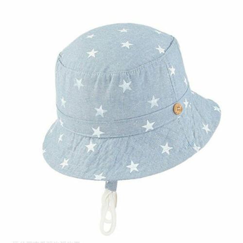 Kid Baby Hats Girl Bucket